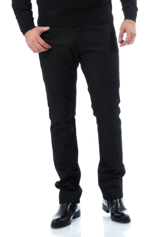 Pantaloni barbati negru 819-1