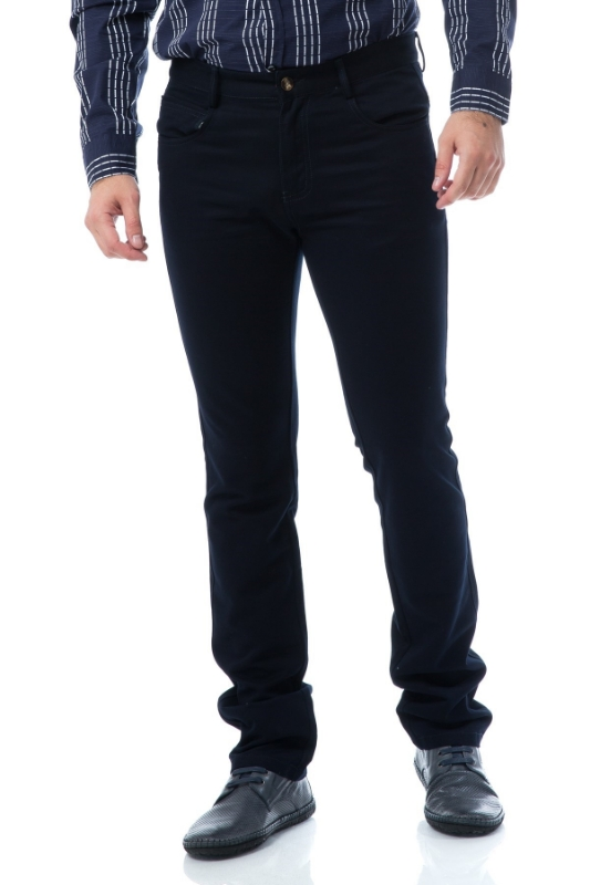 Pantaloni barbati negri 821-10