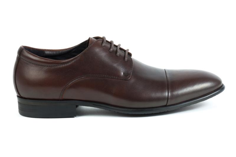Pantofi barbati coffe 008-50-38ZC