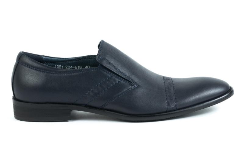 Pantofi barbati blue 1051-204-A18