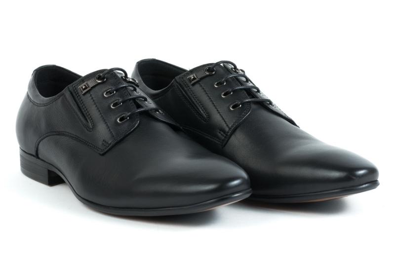 Pantofi negri HL1539-20-A18