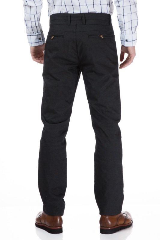 Pantaloni negri R830-4