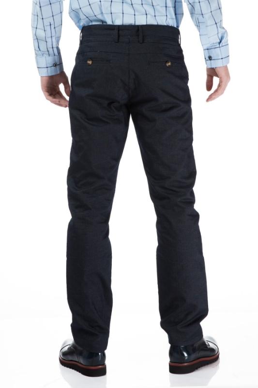 Pantaloni bleumarin R830-3