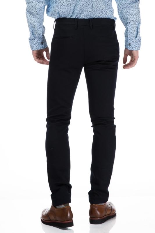 Pantaloni bleumarin S832-10