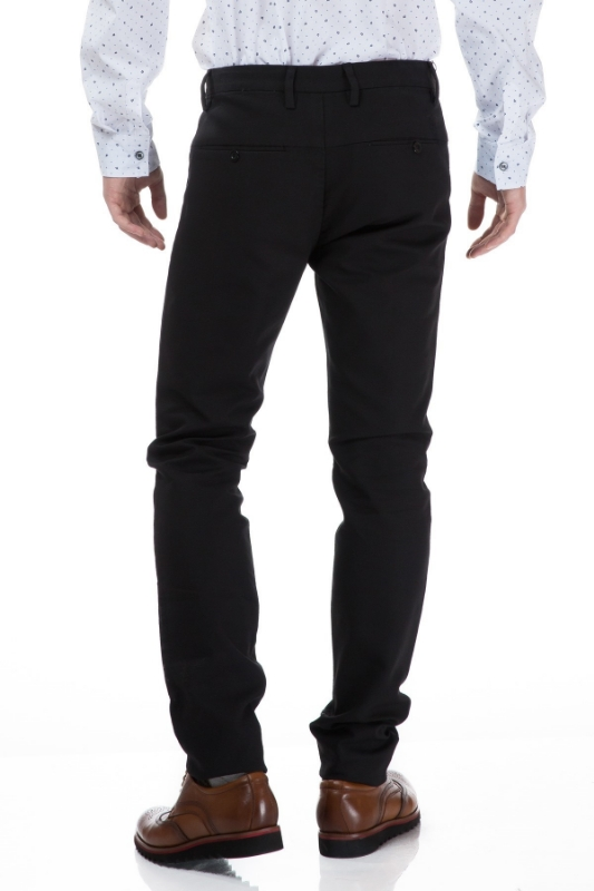 Pantaloni negri S834-1