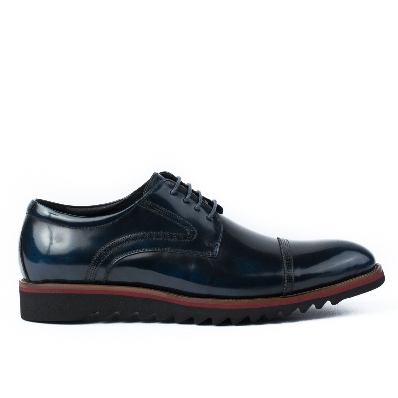 Pantofi barbati bleumarin 0281-62
