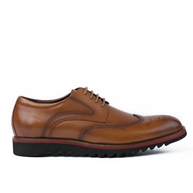 Pantofi barbati maro 0281-65