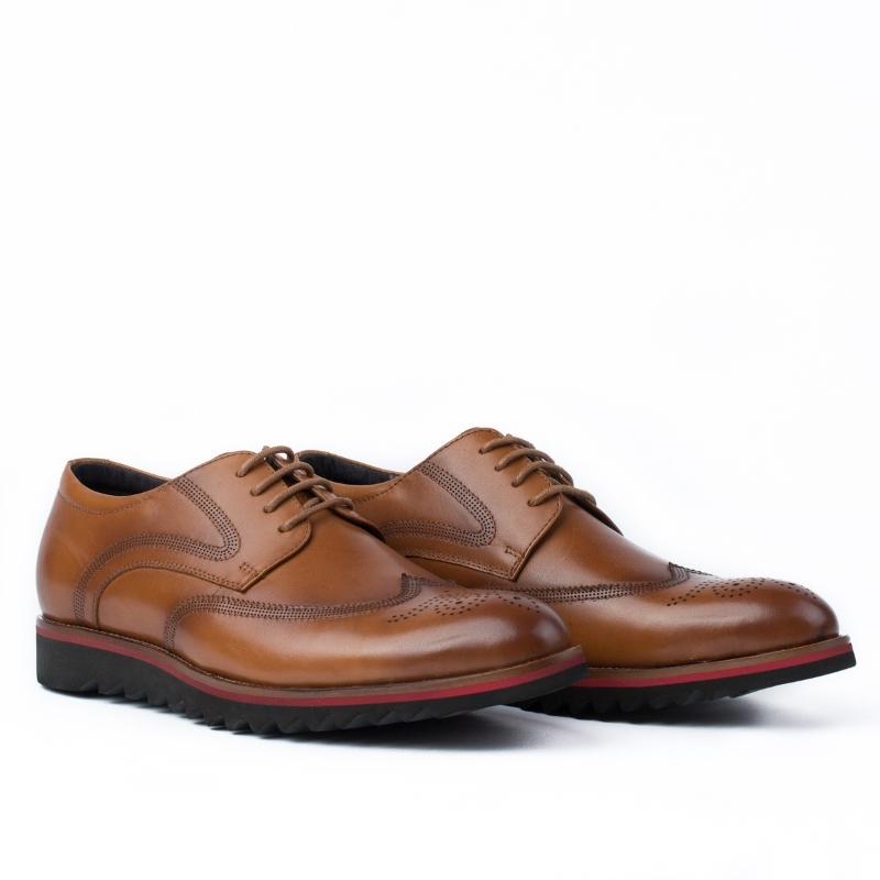 Pantofi maro 0281-65