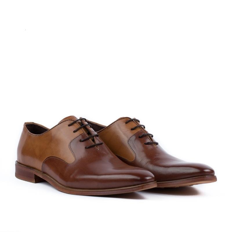Pantofi maro 34-BT89