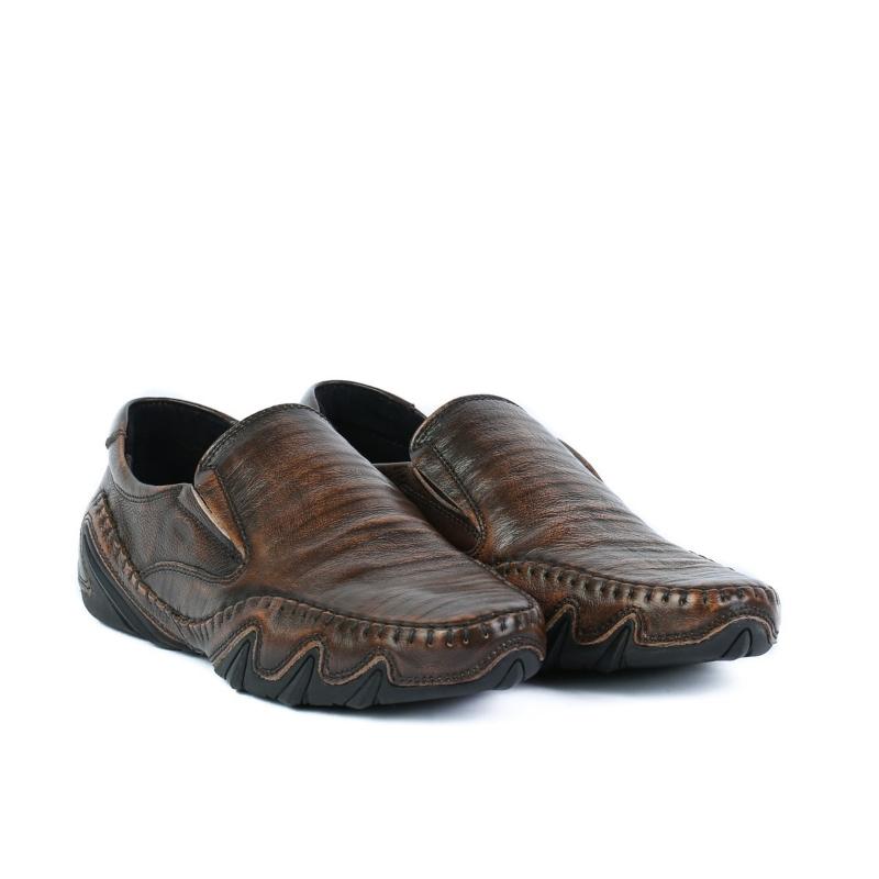 Pantofi maro T17301 COFFEE