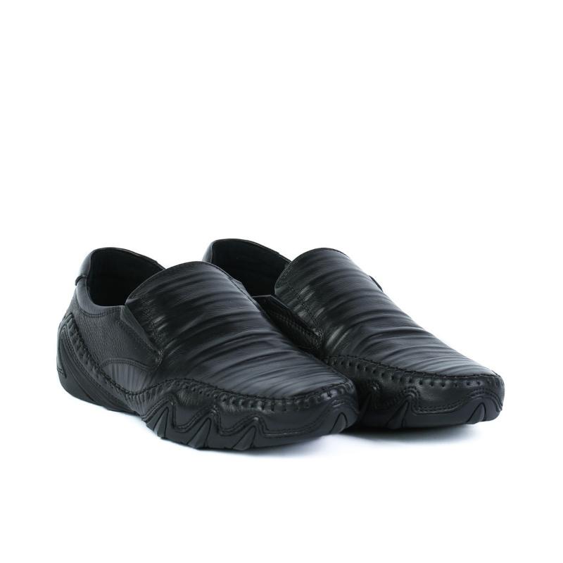 Pantofi negri T17301 BLACK
