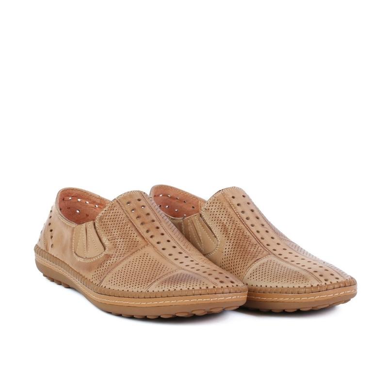 Pantofi casual crem F110-13-A5 APRICOT