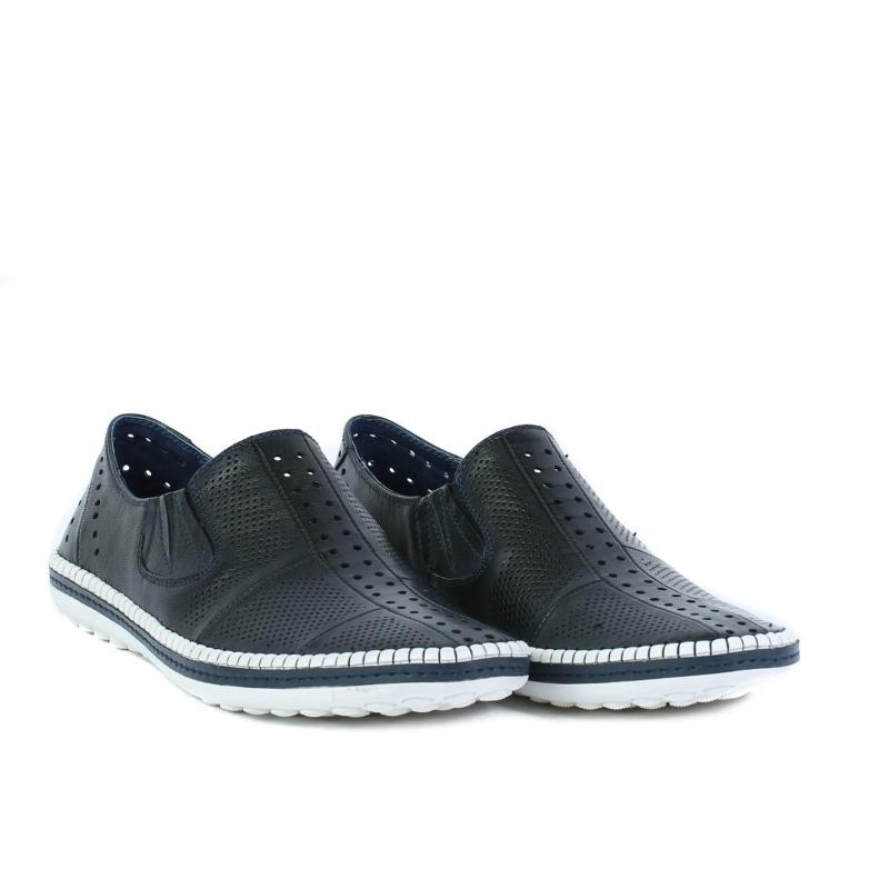 Pantofi bleumarin F110-13-A120 BLUE