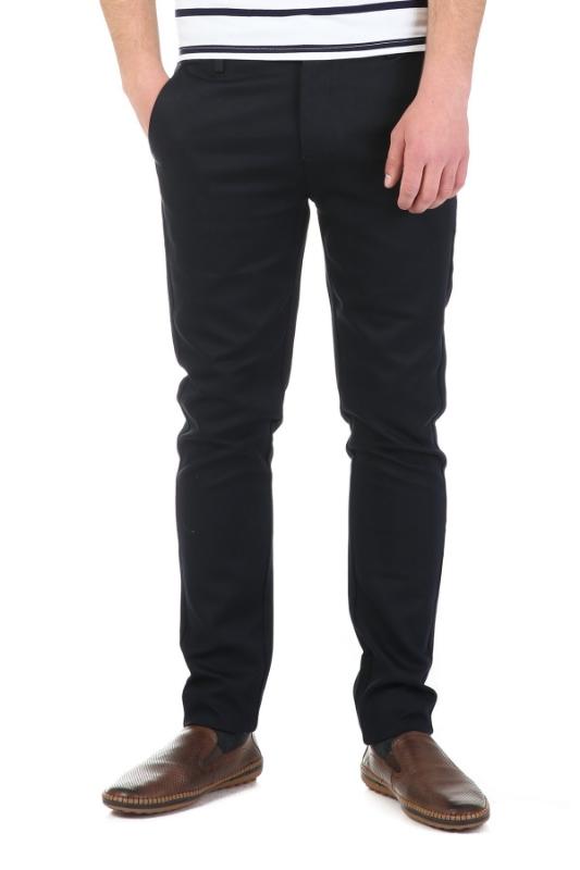 Pantaloni bleumarin S840-2