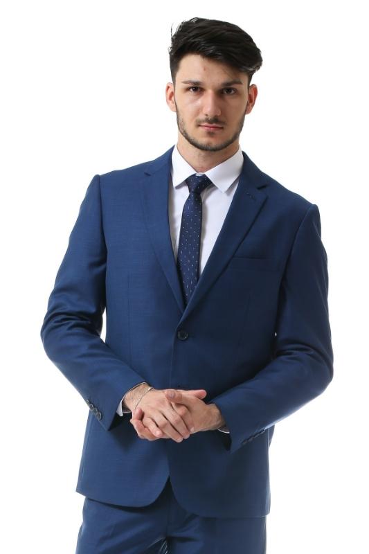 Costum albastru A698414-495