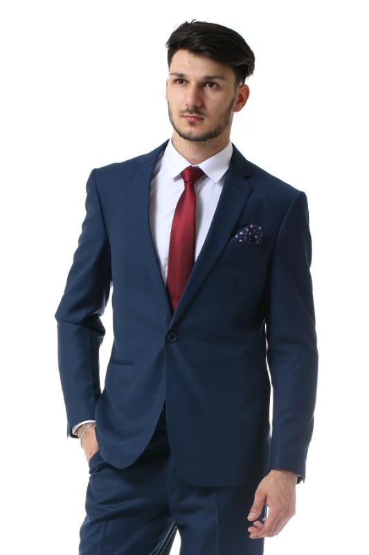 Costum bleumarin C698414-496