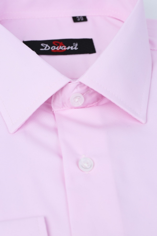 Camasa clasica roz 0047-4703