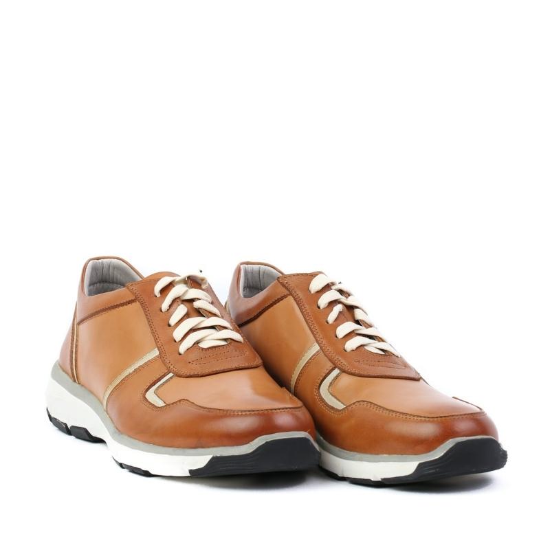 Pantofi maro A330601-2