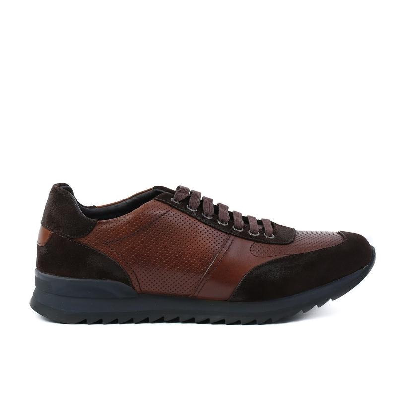 Imagine Pantofi maro E034-3-2