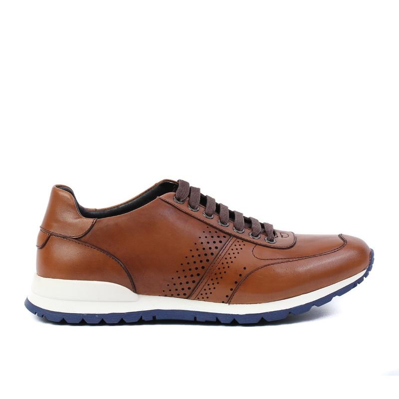 Imagine Pantofi maro-tan E034-4-1