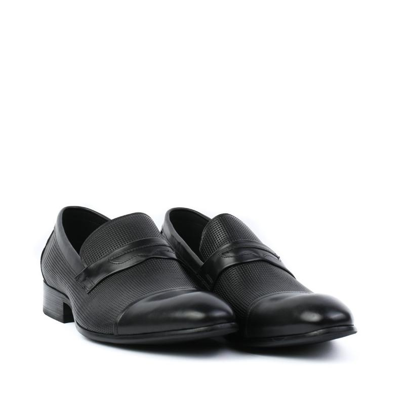 Pantofi negri JM531-25-2