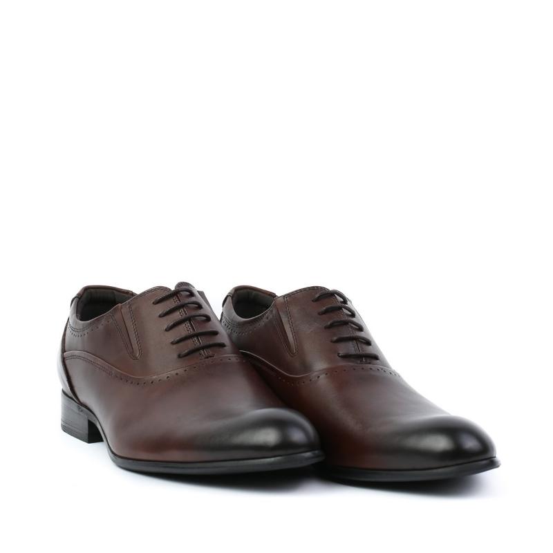 Pantofi maro-brown JM549-036-1