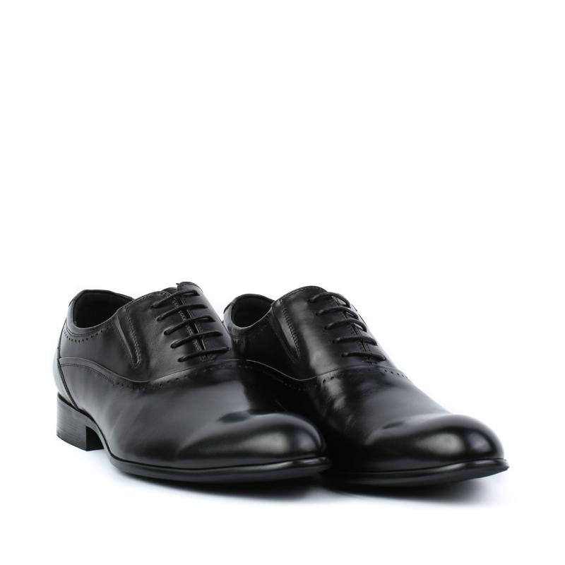 Pantofi negri JM549-036-2