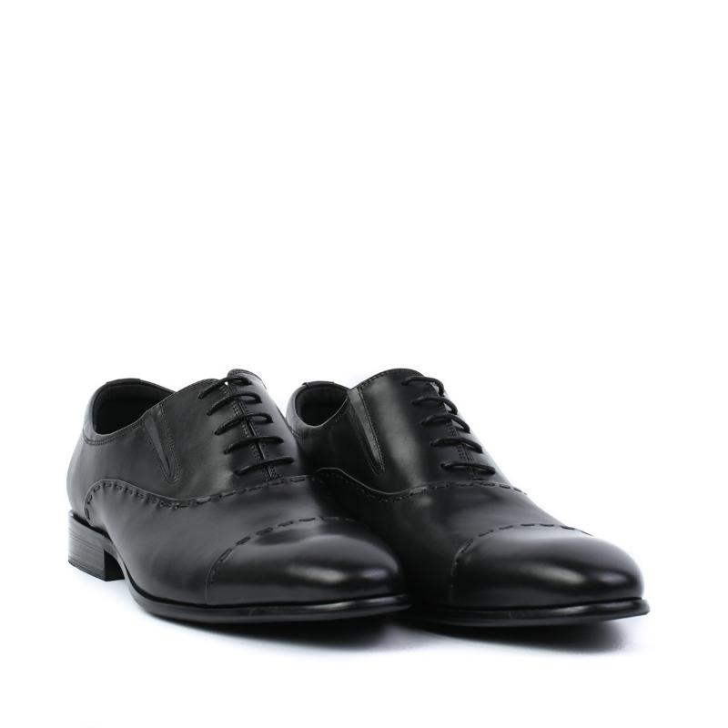 Pantofi negri JM550-028-2