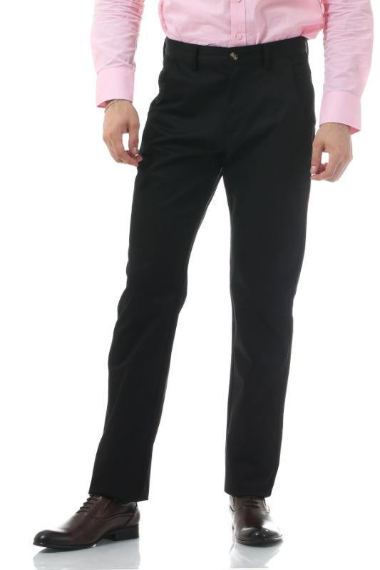 Imagine Pantaloni negri R851-8