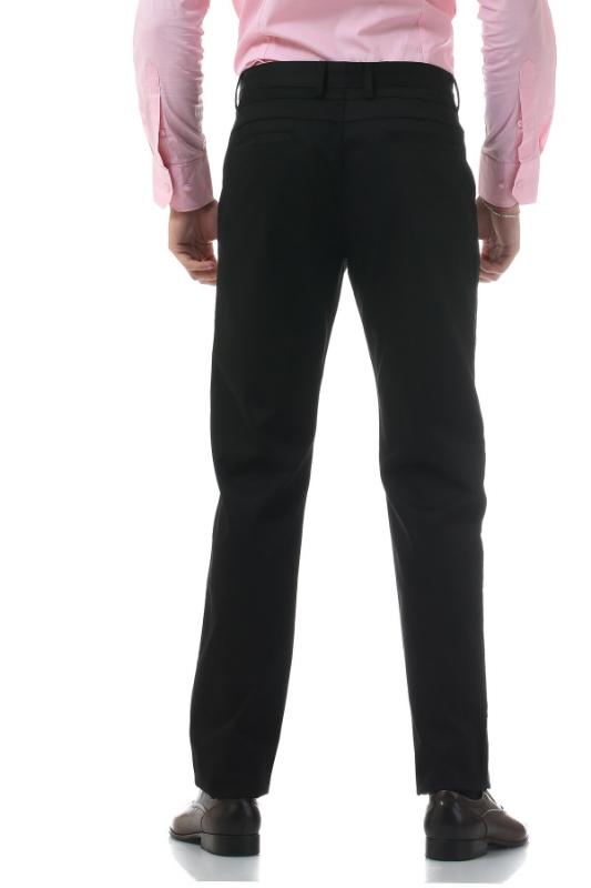 Pantaloni negri R851-8