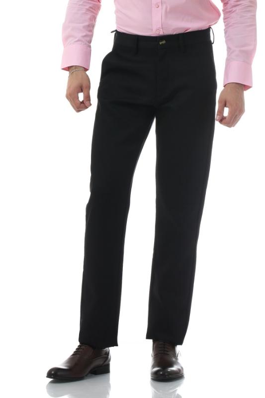 Imagine Pantaloni negri R856-10