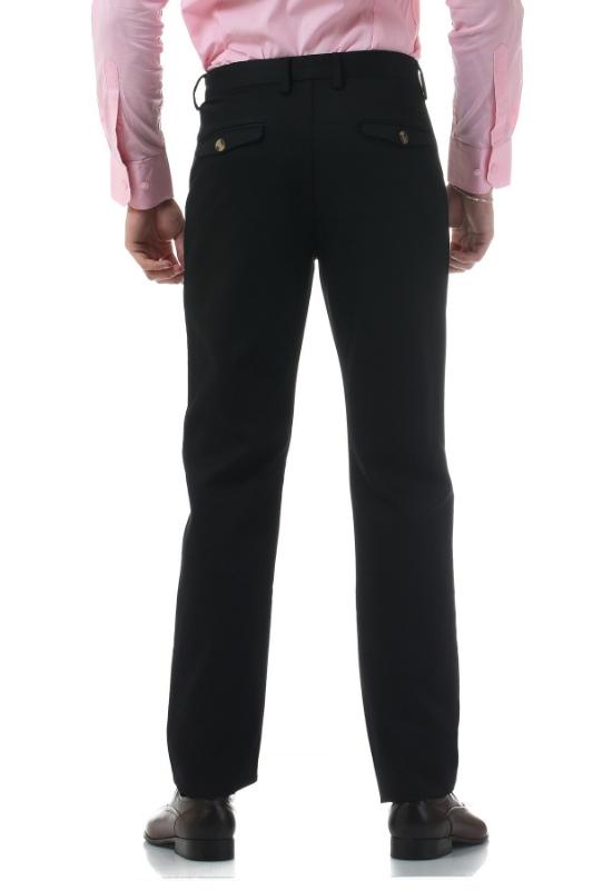 Pantaloni negri R856-10