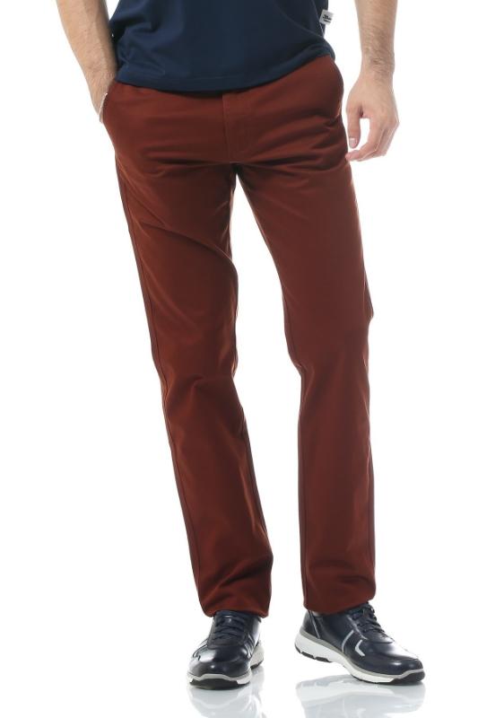 Imagine Pantaloni caramiziu R852-10
