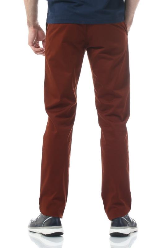 Pantaloni caramiziu R852-10
