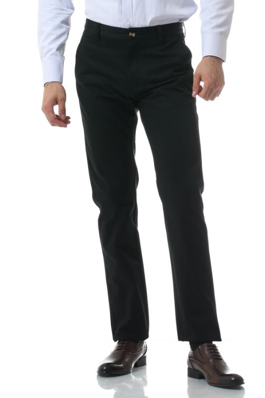 Imagine Pantaloni negri R852-2