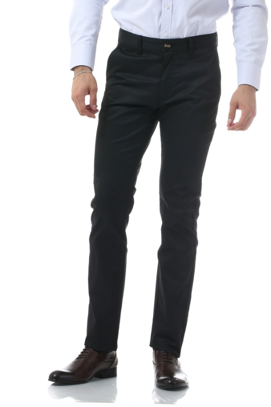 Imagine Pantaloni gri inchis S850-1