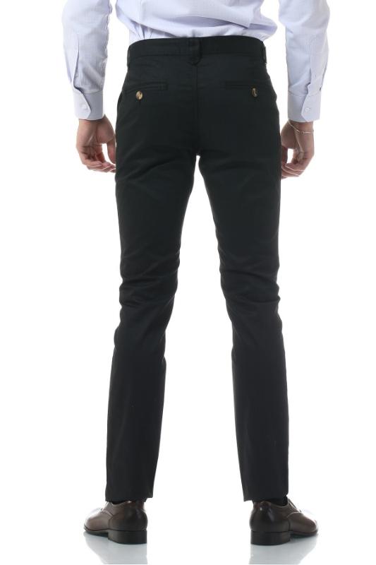 Pantaloni gri inchis S850-1