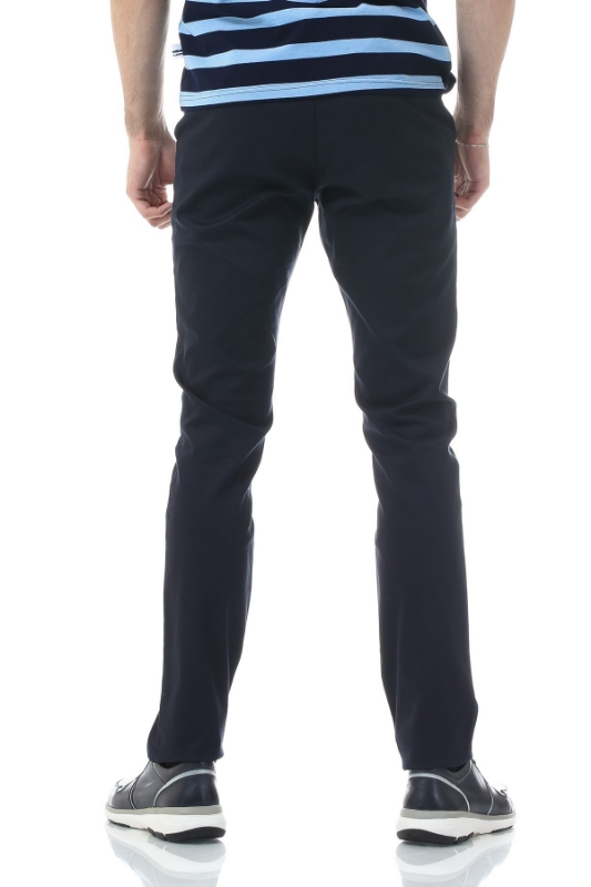 Pantaloni bleumarin S853-13