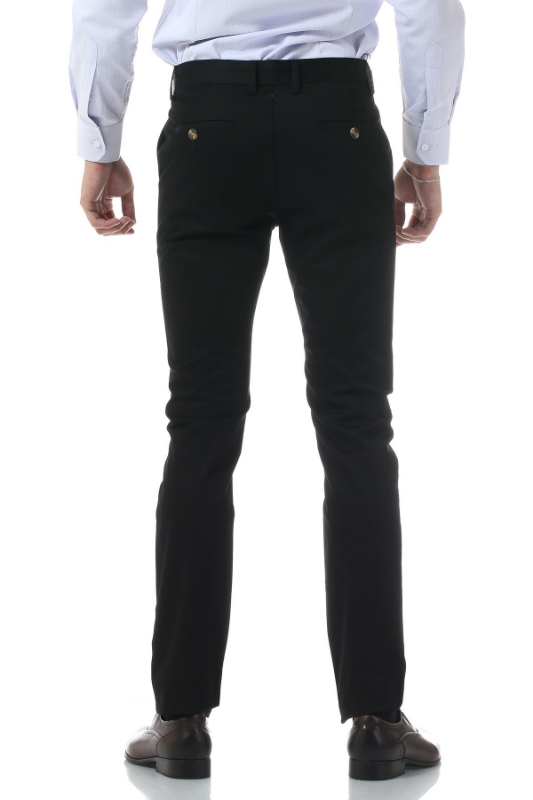 Pantaloni negri S851-8