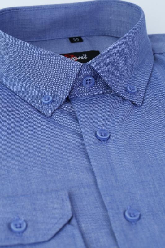 Camasa clasica albastra 004-0415