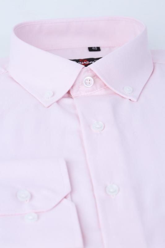 Camasa clasica roz 004-0401