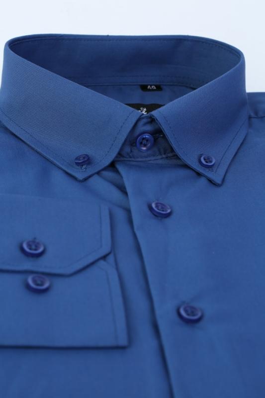 Camasa clasica albastra 0047-4714