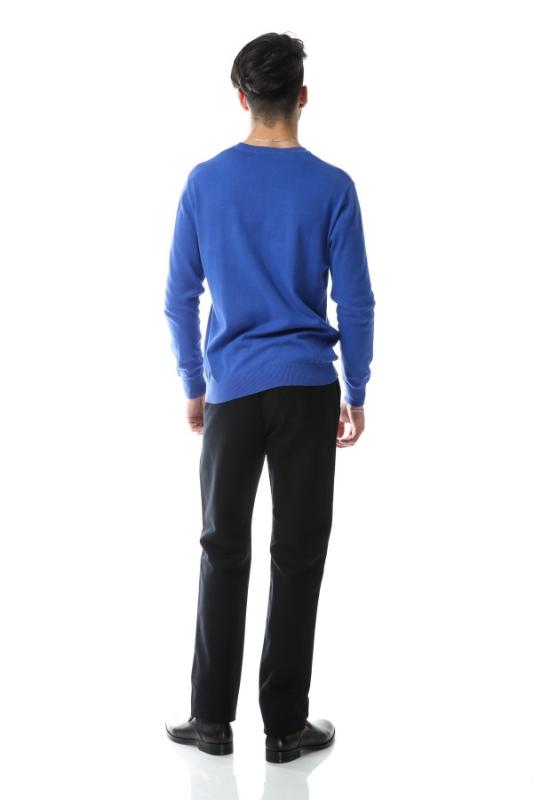Pulover albastru 17206-1