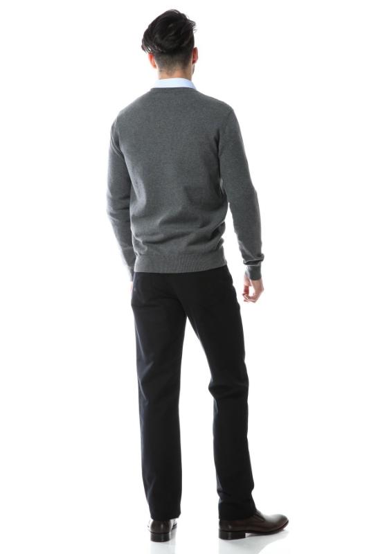 Pulover gri 206-1