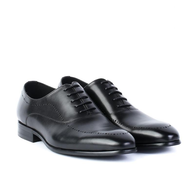 Pantofi black 550-031