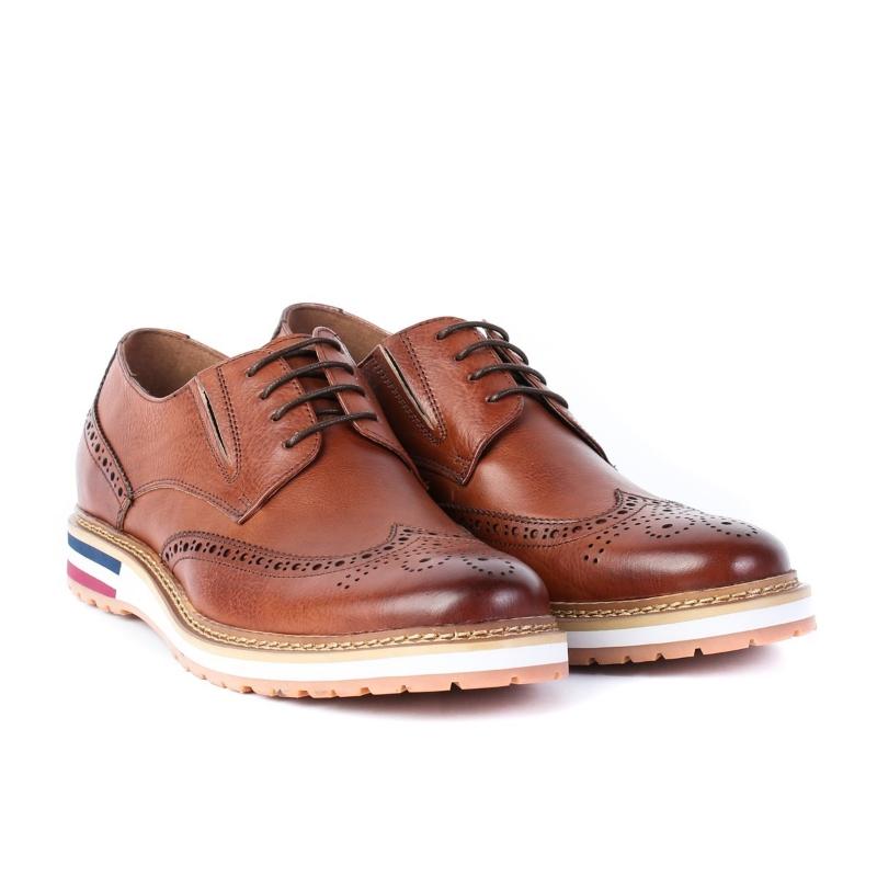 Pantofi brown 679-1C-J