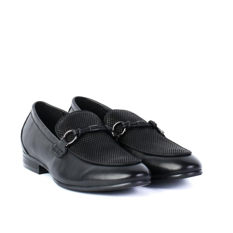 Pantofi black ZC273-138-A18-B161