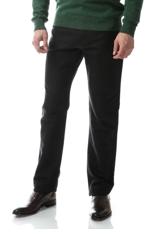 Imagine Pantaloni gri inchis spre negru R861-1