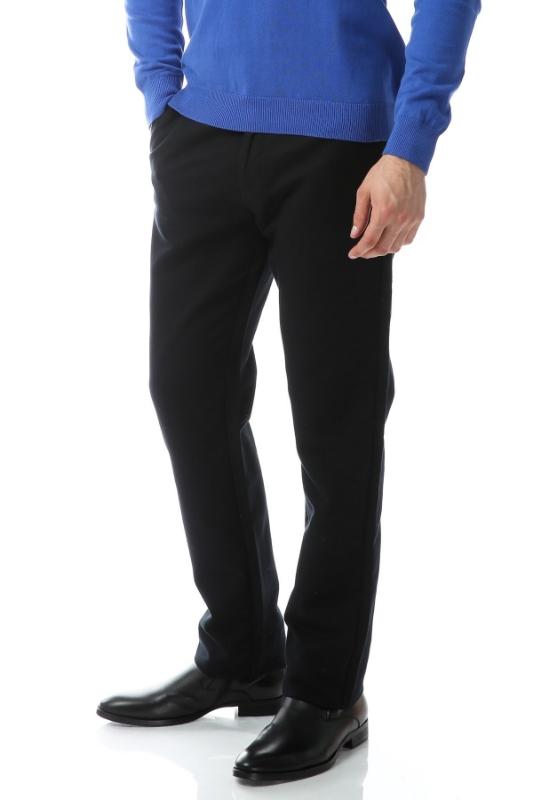 Imagine Pantaloni negri R862-2