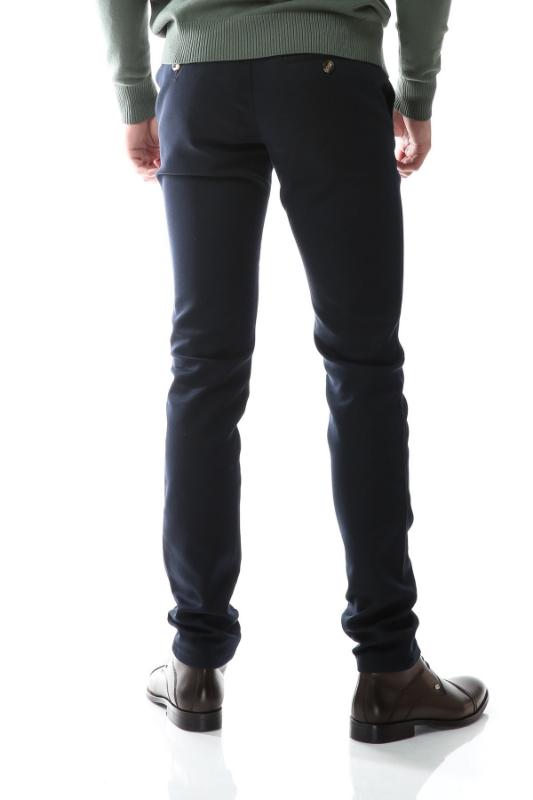 Pantaloni bleumarin S867-10
